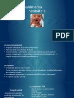 Reanimarea neonatala-asistente medicale ed