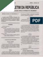 Decreto n.º 41-2018 - Conteudo de Decreto de Criacaon de IP, FP...