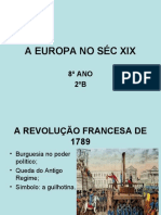 04 A EUROPA NO SÉC XIX