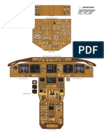 B777 Panel