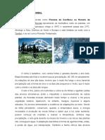 FLORESTA Boreais-Tropicais-Temperadas