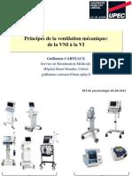 Principes de la ventilation mécanique_ de la VNI à la VI