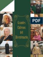 Grandes Chilenos Del Bicentenario