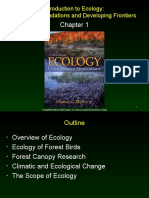 C1 Ecology