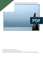 Demeter Design Tillamook Bay Watershed Physical Habitat Study