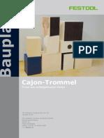 Bauplan_Cajon