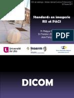 5 RIS, PACS Et Standards en Imagerie (Module CERF) - V2017