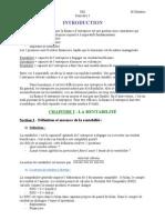 Finance d'Entreprise (UE1)