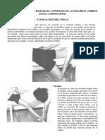 ELONGACIONES-columna lumbar