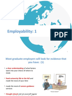 Lecture 3- Employability -1