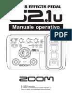 Zoom G2 1u manuale.pdf
