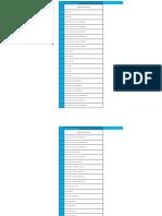 Listado de Equipos Plataforma Galar