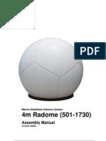 C2SAT - Installation Manual 4m Radome _501_1730_ 2009a