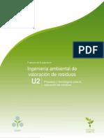Unidad2.Procesosytecnologiasparalavaloracionderesiduos_241016
