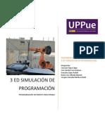 3 ED Simulación de programación
