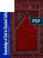 Knowledge of God in Classical Sufism Foundations of Islamic Mystical Theology