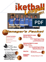 BBall Managers Packet 2011