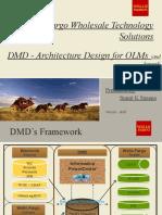 DMD OLM Architecture Practice
