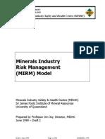MIRM Framework
