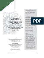 Um método chamado Pinotti sal medicamentoso, malária e saúde internacional (1952-1960)