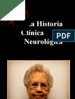 Hist.Clín.NEUROLÓGICA-Clase 1