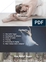 ballet by aoibh