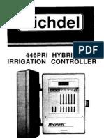 446PRI Sprinkler Manual