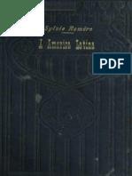 SILVIO ROMERO - AMÉRICA LATINA