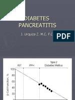 SEM 7 DIABETES Y PANCREATITIS