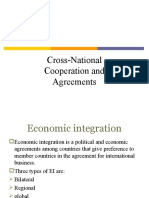 cross national agreements.ppt