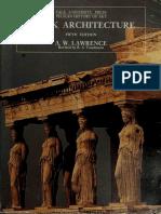 (Pelican History of Art) A. W. Lawrence - Greek Architecture-Yale University Press (1996).pdf