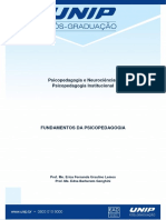 Lt Fundamentos Da Psicopedagogia Versão 2019