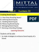 L11a Creating Brand Equity