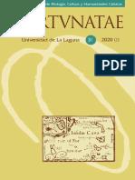 REVISTA Fortunatae, nº 31, 1, 2020, Universidad de La Laguna, Tenerife