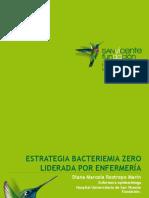 7. Estrategia Bacteriemia Zero liderada por enfermería - Diana Marcela Restrepo