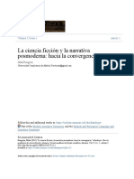 La ciencia ficción y la narrativa posmoderna_ hacia la convergencia.pdf
