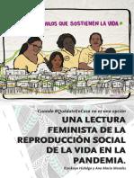 Lectura feminista de la pandemia