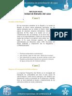 ESTUDIO DEL CASO DE VERTIMIENTOS