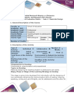 Activity Guide and Evaluation Rubrics - Task 4- Materials Design (1)
