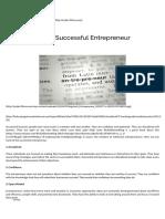 10 Qualities of a Successful Entrepreneur.pdf
