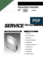 Samsung Service Manual p54a Hcm5525w_sm