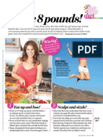 2011 Jump Start Diet-Jillian Michaels Food Plan