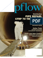 CFRP Repair of Pipe