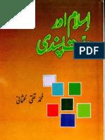 Islam Aur Jiddat Pasandi by Shaykh Mufti Taqi Usmani