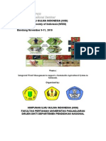 Call for Paper Int Seminar
