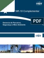 Apresentação -NR-10 complementar Equatorial 2