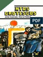 Pocaterra, Jose Rafael - Cuentos grotescos