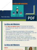 Copia de Etica ministerial