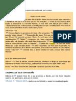 ABRAÃO HOJE - EBD on line