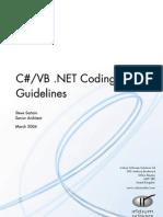Softweare Coding Standards